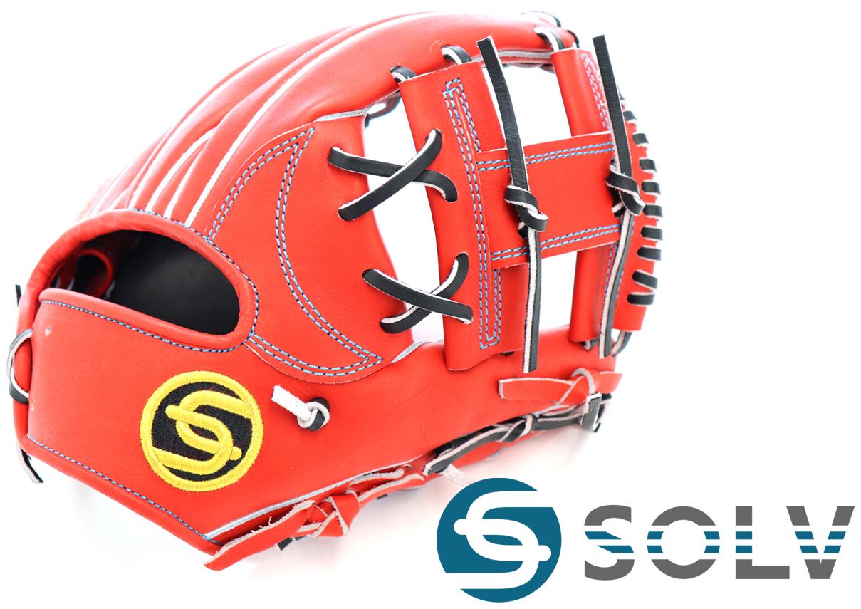 【SOLV】ソルブ 硬式グローブ 内野手用 SLV-G4