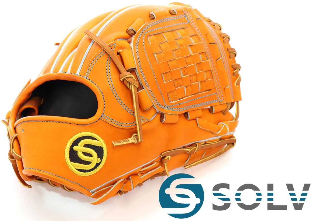 【SOLV】ソルブ 硬式グローブ 内野手用 SLV-G6