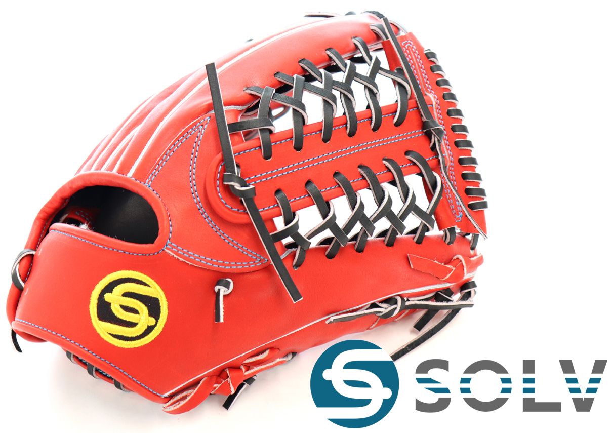 【SOLV】ソルブ 硬式グローブ 外野手用 SLV-G8