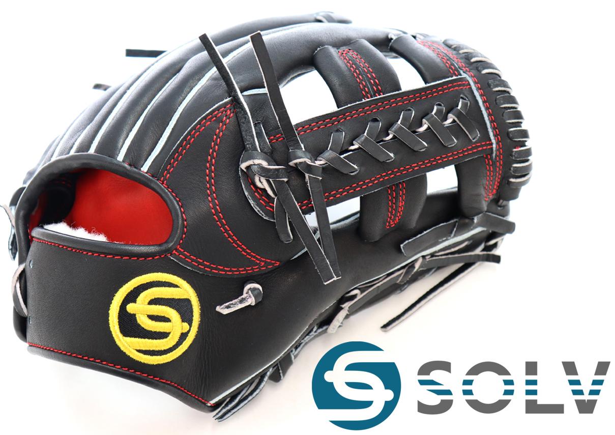 【SOLV】ソルブ 硬式グローブ 内野手用 SLV-G5
